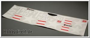 Top Flite Decal Set Corsair 6 Hobbico TOPQ8600