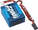 LRP LiPo 2200 RX-Pack small Hump 7.4 LRP 430350