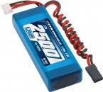 LRP LiPo 2500 RX-Pack 2/3A Straight 7.4V LRP 430351