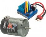 BL Combo Spin Super / Vector k7 10.5T LRP 80748