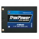 TKP LiPo 2S/7.4V 4700mAh 100C HC Hobbico TKPC0726