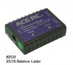 LiPo Balancer Lader, 2S & 3S Automatik, 1A Ladestrom Thunder Tig