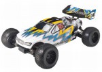 TOM ST 1:10 Nitro 3,0ccm 4WD Truggy RTR 2.4G, BLAU-GELB Thunder