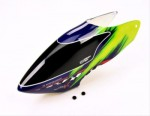 E325 V2 GFK Haube Blau/Grün Team Style Thunder Tiger PV1244-LG