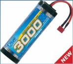 Power Pack 3000 7.2V 6-Zellen US-style LRP 71115U